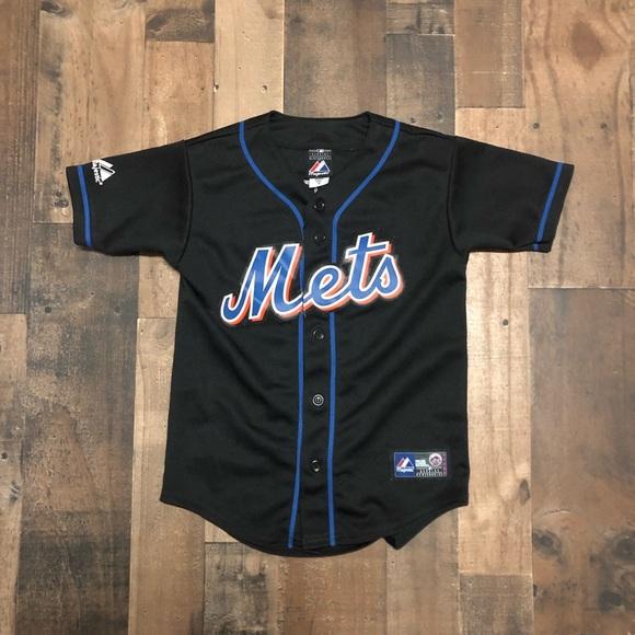 e5e36748 Majestic Shirts & Tops | David Wright 5 New York Mets Mlb Jersey ...